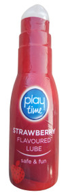Play Time Strawberry Flavored Lubricant 75ml buy online in pakistan