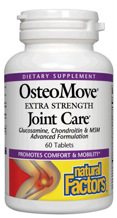 Natural Factors Osteo Move Joint Care 60 Tablets buy online in Pakistan