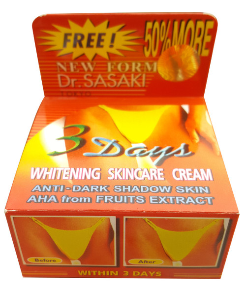 Tokyo 3 Days Whitening Cream for Private Parts buy online in pakistan