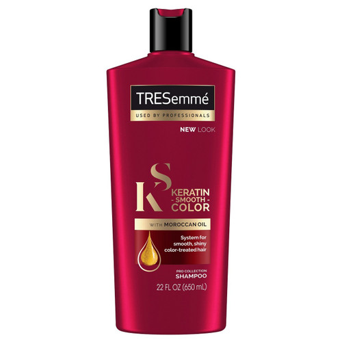 TRESemme Keratin Color Smooth Shampoo 650ML buy online in pakistan