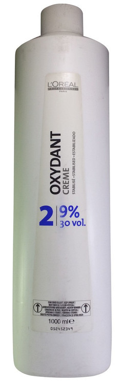 L'oreal Professionnel Oxydant Cream 9% 30 vol (1000 ML)