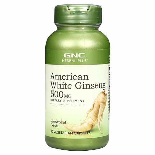 GNC American White Ginseng 500 MG lowest price in Pakistan