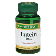 Nature's Bounty Lutein 40mg 30 Softgels