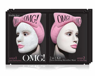 DOUBLE DARE - OMG! 2IN1 KIT Detox Bubbling Microfiber Mask buy online in pakistan