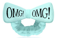 DOUBLE DARE - OMG! MEGA HAIR BAND-SKY BLUE