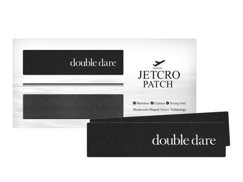 Double Dare - Jetcro Patch(2PC)