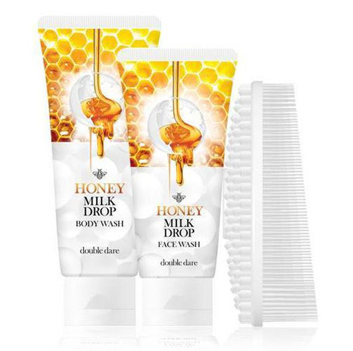 Double Dare - Honey Milk Drop Face & Body Wash With I.M. Buddy buy online in Pakistan