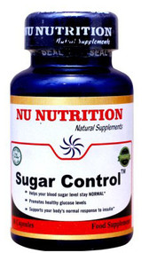 Nu Nutrition Sugar Control Capsule 30 Capsules buy online in Pakistan