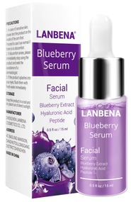 Lanbena Blueberry Hyaluronic Acid Facial Serum 15ml