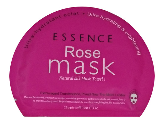 Essence Green Tea Mask Natural Silk Mask Towel 25g lowest price in Pakistan