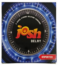 Josh Super Strong Delaying Condoms 3 Pieces lowest price in Pakistan