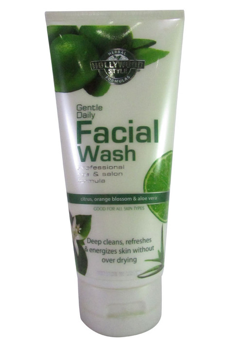 Hollywood Style Gentle Daily Facial Wash