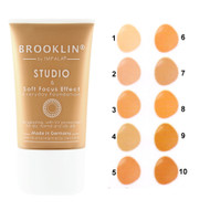 Brooklin Foundation Studio & Soft Focus Effect. Lowest price on Saloni.pk.
