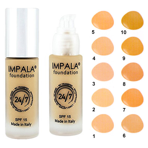 Impala Foundation 24/7. Lowest price on Saloni.pk.