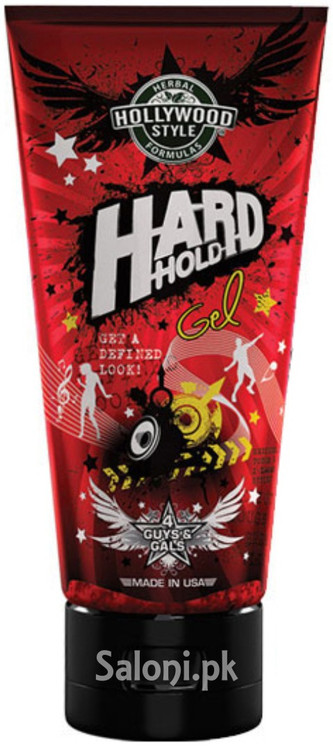 Hollywood Style Hard Hold Gel
