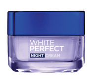 L'Oreal Paris White Perfect Whitening + Even Tone Night Cream 50 ML buy online in pakistan