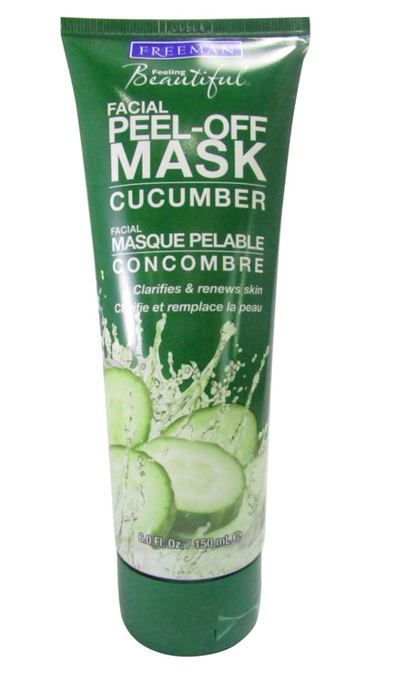 Freeman Cucumber Facial Peel-Off Mask 150 ML