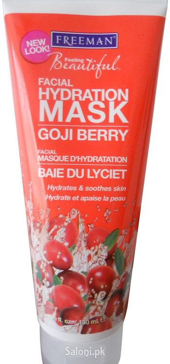 Freeman Goji Berry Facial Hydration Mask