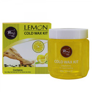 Rivaj UK Lemon Cold Wax Kit 380 Gram buy online in Pakistan