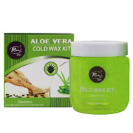 Rivaj UK Aloe Vera Cold Wax Kit 380 Gram buy online in Pakistan