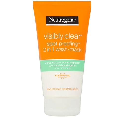 Neutrogena Visibly Clear Spot Proof Wash Mask 150ml buy online in pakistan