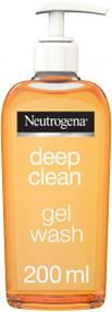 Neutrogena Deep Clean Gel 200ml.