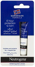 Neutrogena Norwegian Formula 6 hour protection lip balm 15ml