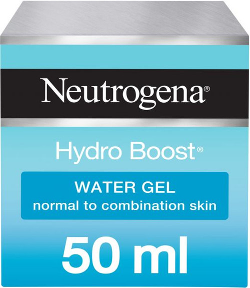 Neutrogena Moisturizer Water Gel Hydro Boost Normal to Dry Skin 50ml.