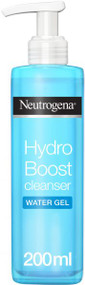 Neutrogena Cleansing Water Gel Hydro Boost Normal to Dry Skin 200ml