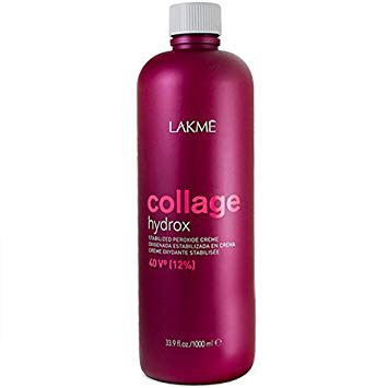Lakme Collage Hydrox Stabilized Peroxide Creme 40V (12%) 1000ml buy online in Pakistan