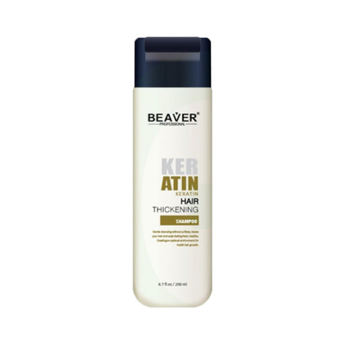 Beaver Keratin Hair Thickening Shampoo 200ml buy online in Pakistan