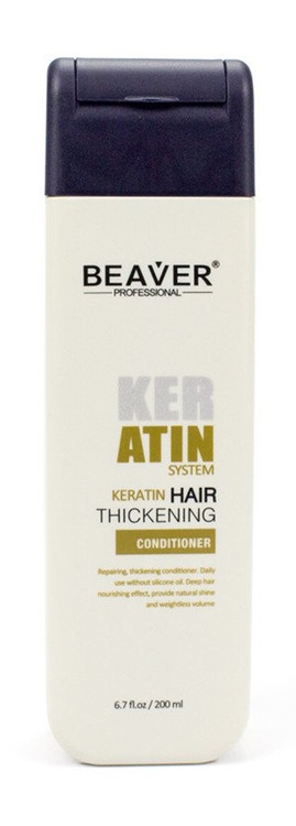 Beaver Keratin Hair Thickening Conditioner 200ml buy online in Pakistan
