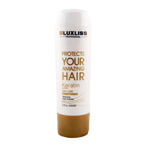 Luxliss Keratin Daily Care Conditioner 200ml buy online in Pakistan