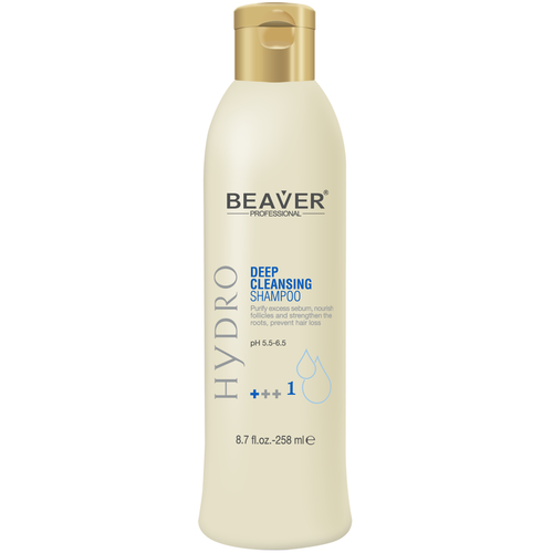 Beaver Hydro Deep Cleansing Shampoo 258ml buy online in Pakistan