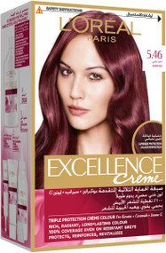 L'Oreal Excellence Cream. Lowest price on Saloni.pk.