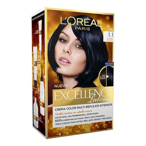 L'Oreal Excellence Intense cream. Lowest price on Saloni.pk.