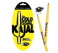 Maybelline Colossal Kajal 6 HR Black. Lowest price on Saloni.pk.