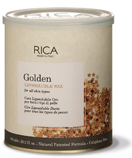 Rica Golden Liposoluble Wax for All Skin Types 800 ML buy online in Pakistan