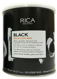 Rica Black Brazilian Wax for Sensitive Areas 800 ML lowest price in Pakistan on saloni.pk