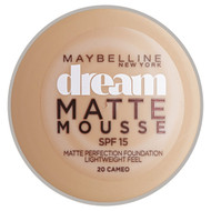 Dream Matte Mousse Foundation.  Lowest price on Saloni.pk.