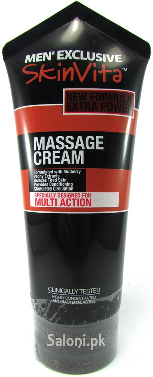 Skinvita Men' Exclusive Massage Cream 150 ML