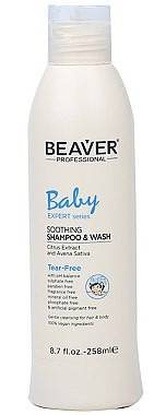 Beaver Professional Baby Soothing Shampoo & Wash 258ml buy online in Pakistan