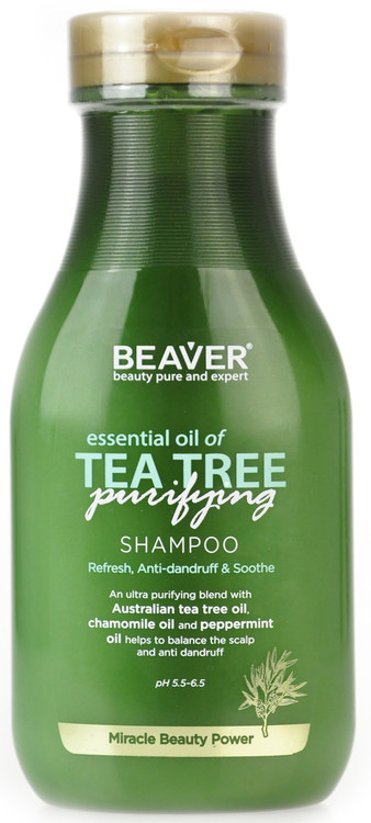 Beaver Tea Tree Oil Shampoo 350ml buy online in Pakistan