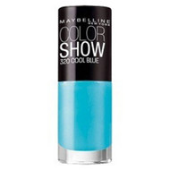 Maybelline Color Show Nails 320 Cool Blue. Lowest price on Saloni.pk.