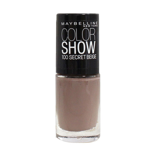 Maybelline Color Show Nails Secret Beige 100. Lowest price on Saloni.pk.
