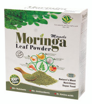 The Planner Herbal Moringa Leaf Powder 200 grams. Lowest price on Saloni.pk.