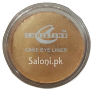 Christine Cake Eye Liner Golden - 529