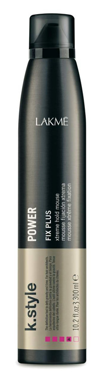 Lakme K.Style Power Xtreme Hold Mousse 300ml buy online in Pakistan