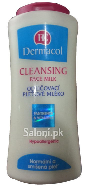 Dermacol Cleansing Face Milk Front