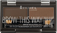Rimmel London Brow This Way Palette. Lowest price on Saloni.pk.